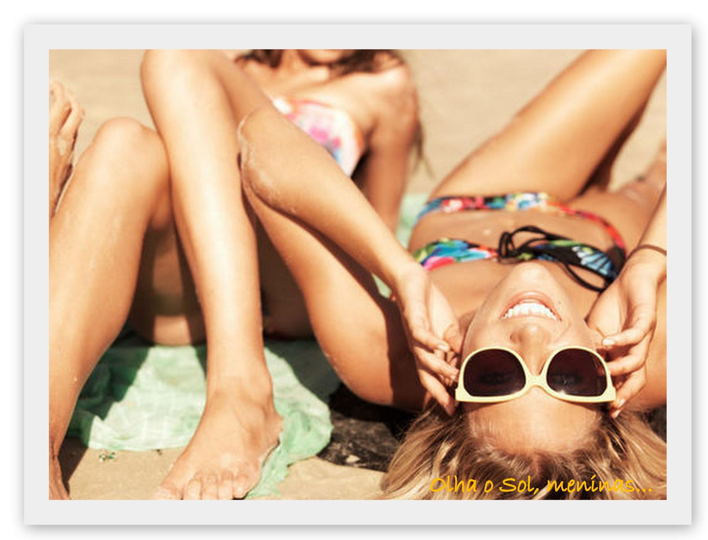 Фото подружек на пляже 15 фотография
