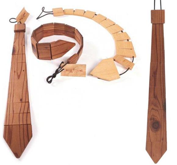 gravata-de-madeira