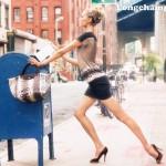 Longchamp e um pouco de dança-Primavera Verão 2012