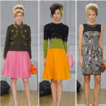 London Fall 2012 – Moschino Cheap & Chic