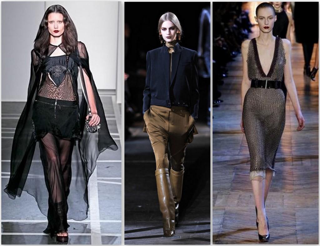 Marcéli Paulino-batom escuro-Givenchy & Proenza fall winter 2012