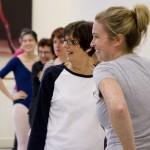 Aula de ballet: o que usar?