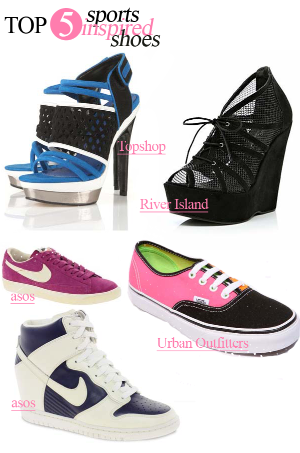 shoes - sports