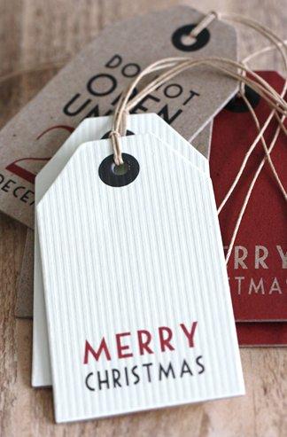 label merry xmas wit