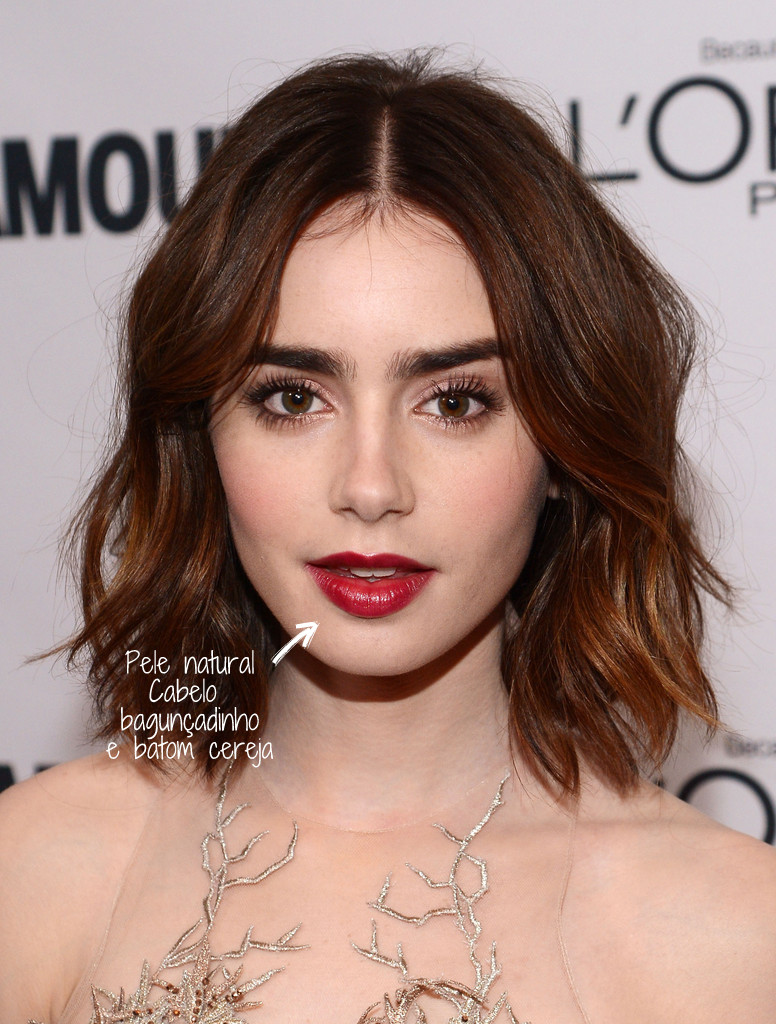Lilly Collins 1