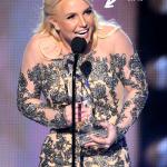 Britney Spears: O look mais lindo da premiação de ontem?