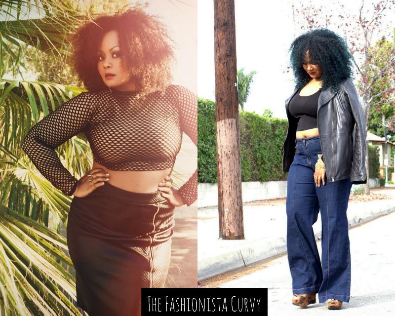 The Fashionista Curvy