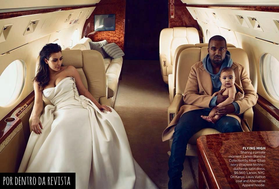kim kardashian Vogue 3