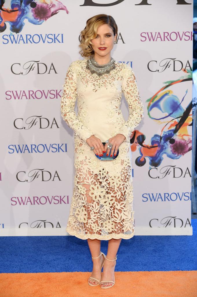 Sophia-Bush-attended-CFDA-Awards