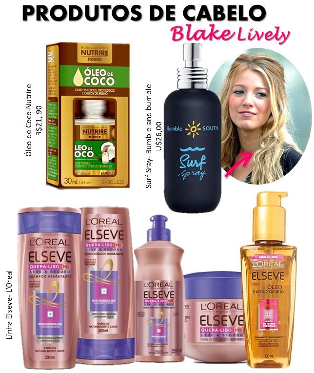 cabelo blake lively