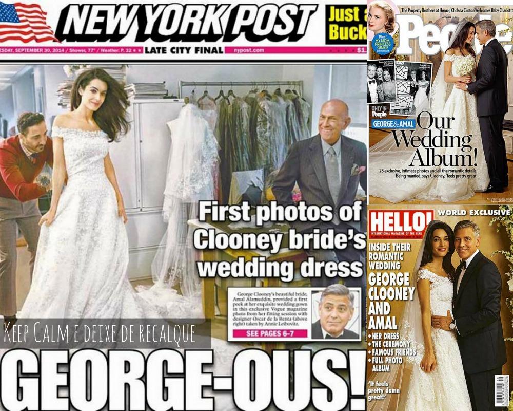 george clooney wedding