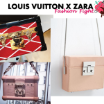 Louis Vuitton X Zara.