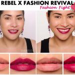 Rebel X Fashion Revival quem ganha esta batalha?