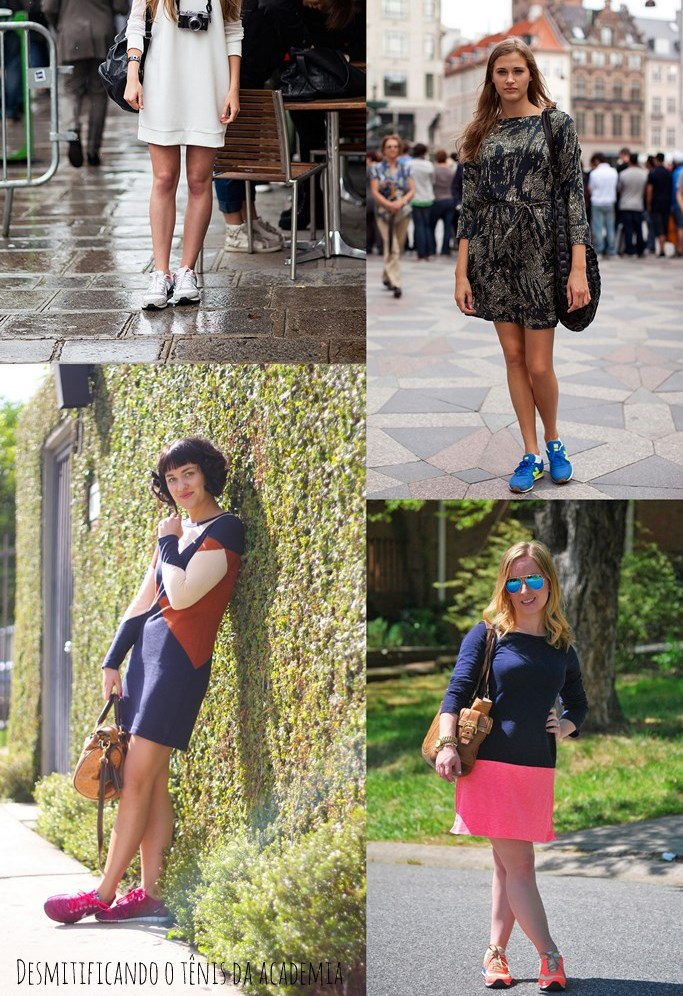 vestido com tenis3