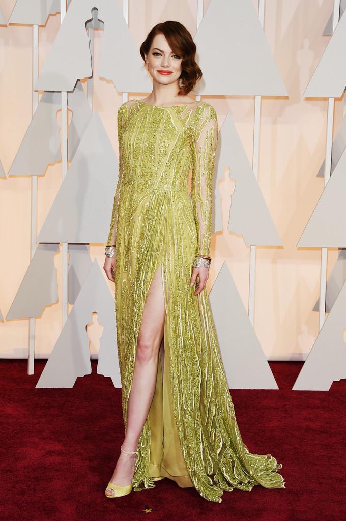 Emma+Stone+Arrivals+87th+Annual+Academy+Awards+-YtgtFwIpn0x