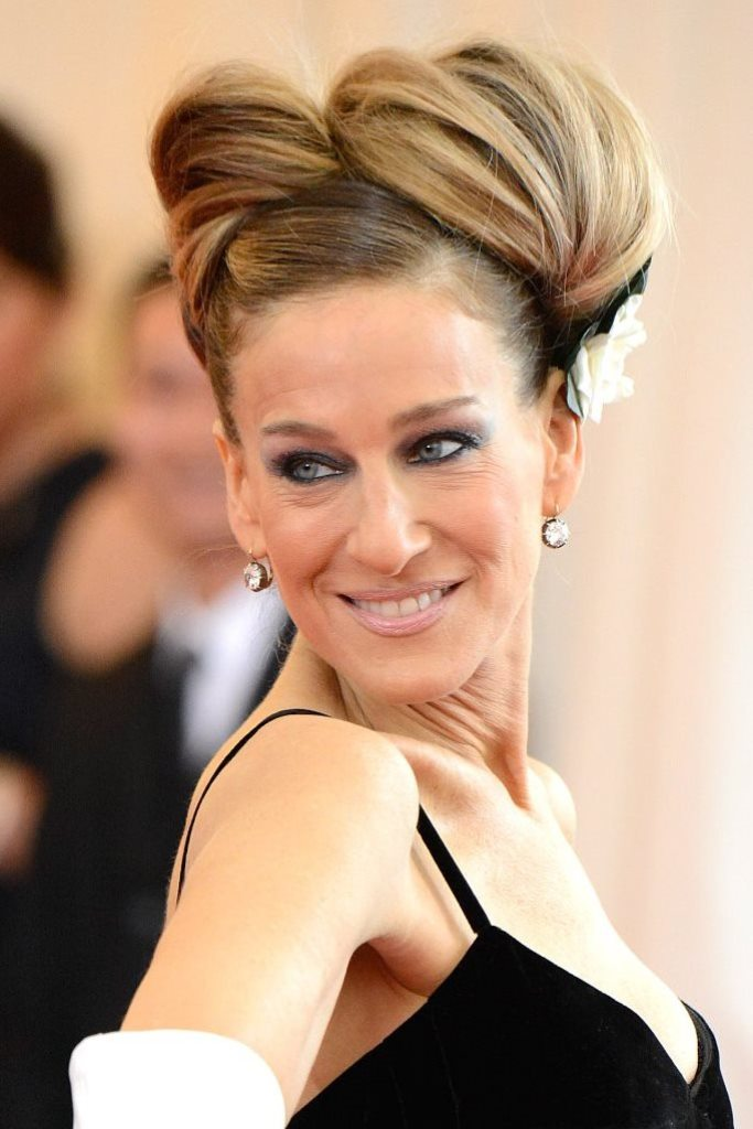 Pictures-Sarah-Jessica-Parker-Hair-Makeup-Met-Gala-2014