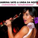 """A diva Sabrina Sato e outros looks do prêmio """"Geração Glamour"""""""