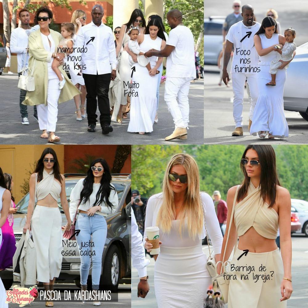 kardashian easter