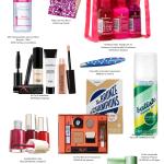 As 10 melhores miniaturas de cosméticos à venda no Brasil.