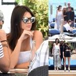 Kendalll Jenner: quebrando a banca em Cannes.