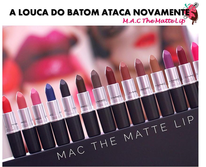 MAC The Matte Lip