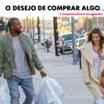 Consumidora exigente e o desejo de comprar algo…