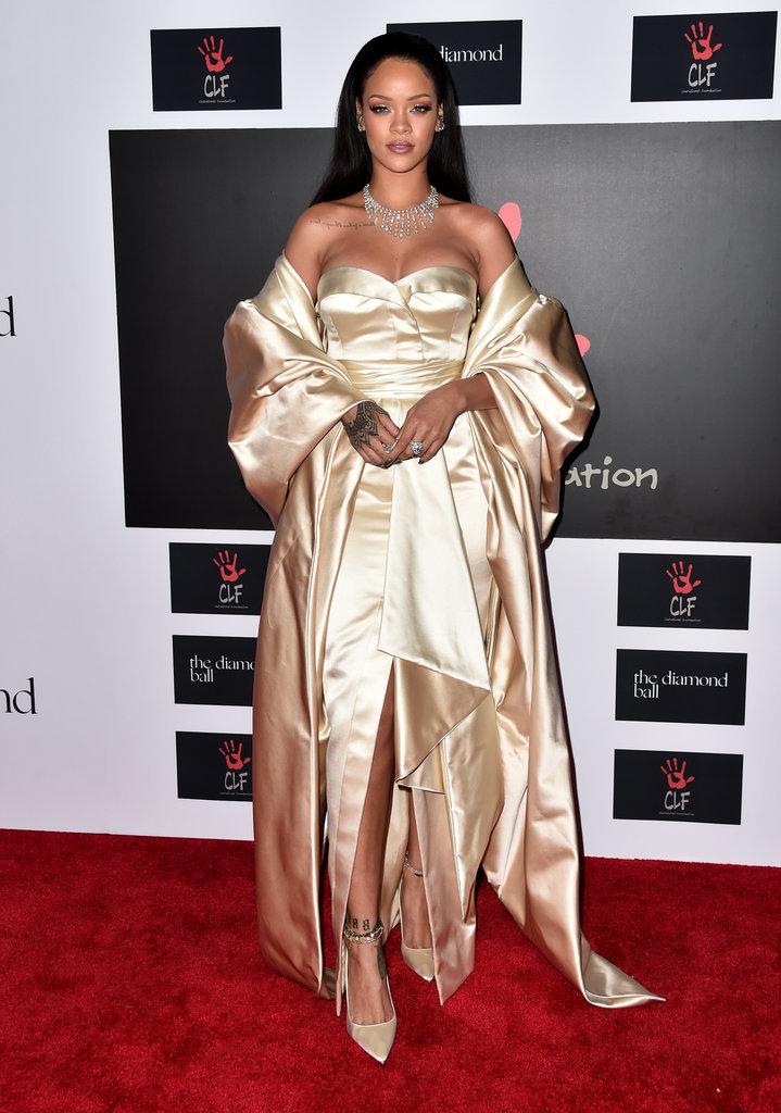 Celebrities-Rihanna-Diamond-Ball-2015-Pictures (1)