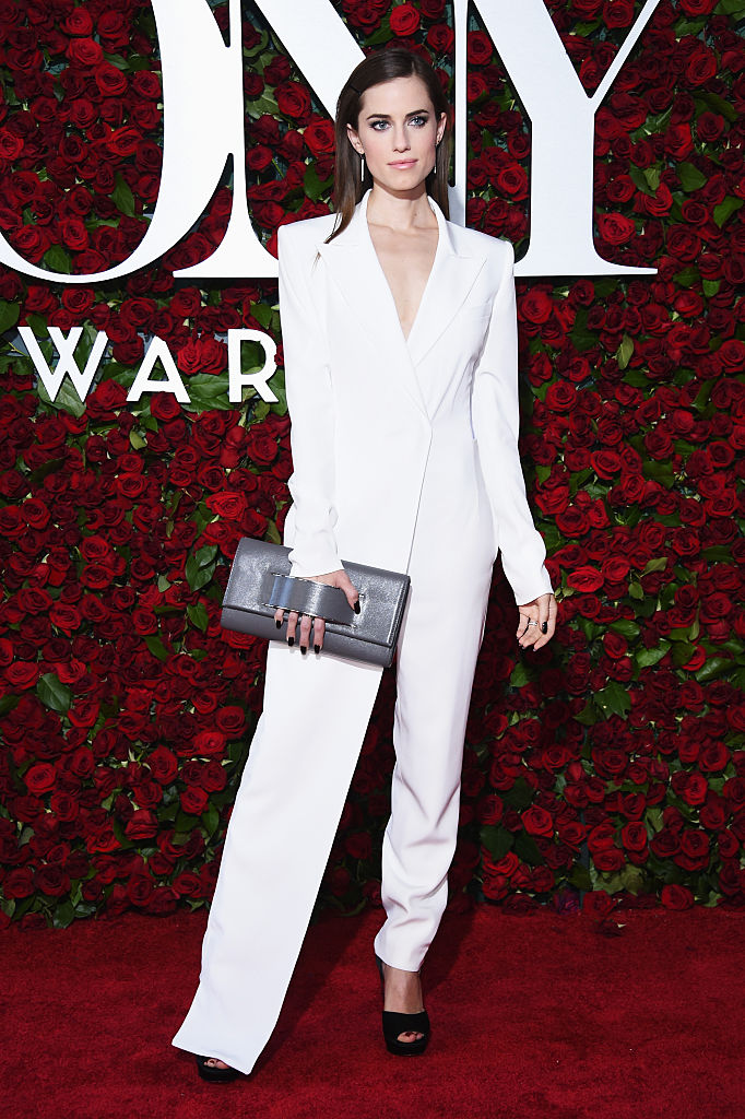 NEW YORK, NY - JUNE 12:  Actress Allison Williams attends the 70th Annual Tony Awards at The Beacon Theatre on June 12, 2016 in New York City.  (Photo by Dimitrios Kambouris/Getty Images for Tony Awards Productions)